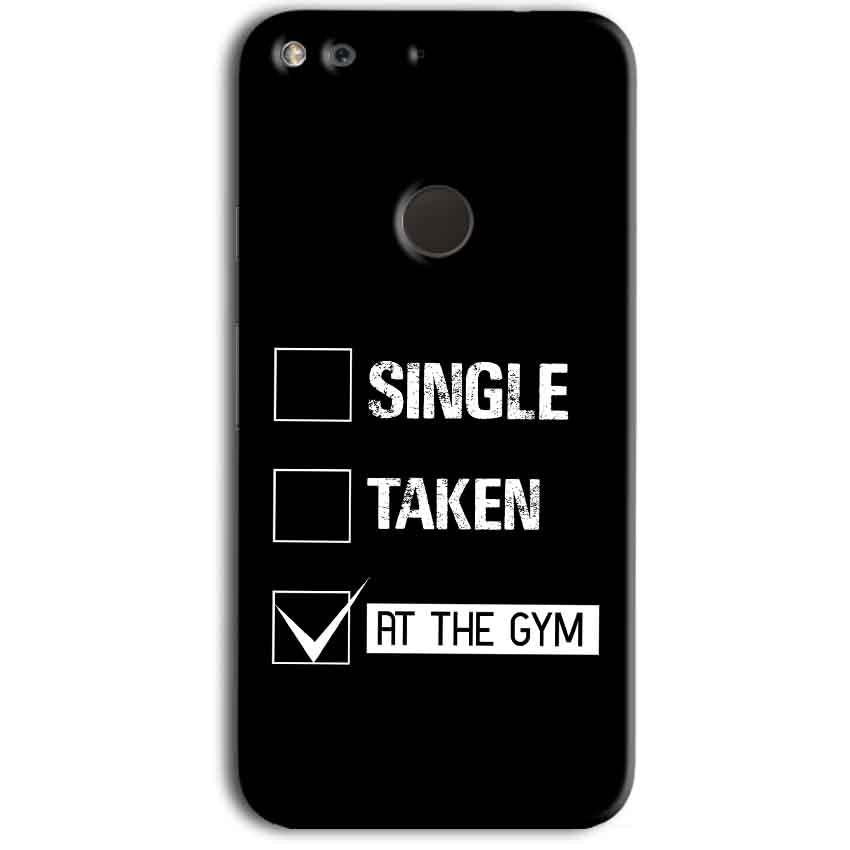 Google Pixel Mobile Covers Cases Single Taken At The Gym - Lowest Price - Paybydaddy.com
