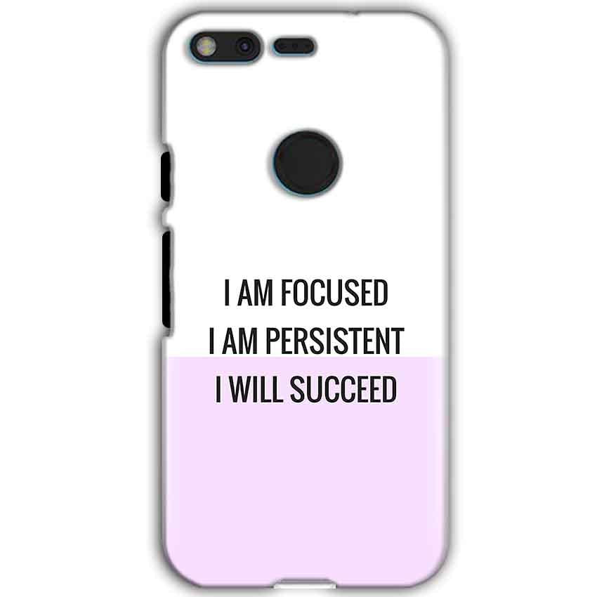 Google Pixel XL Mobile Covers Cases I am Focused - Lowest Price - Paybydaddy.com