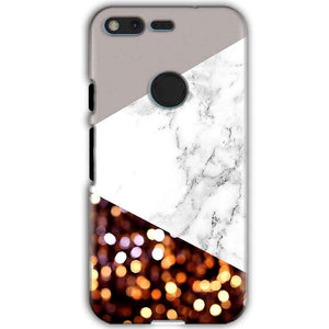 Google Pixel XL Mobile Covers Cases MARBEL GLITTER - Lowest Price - Paybydaddy.com