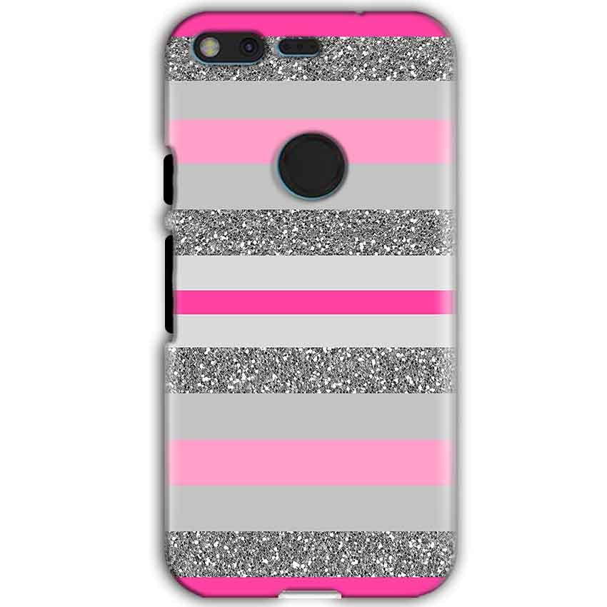 Google Pixel XL Mobile Covers Cases Pink colour pattern - Lowest Price - Paybydaddy.com