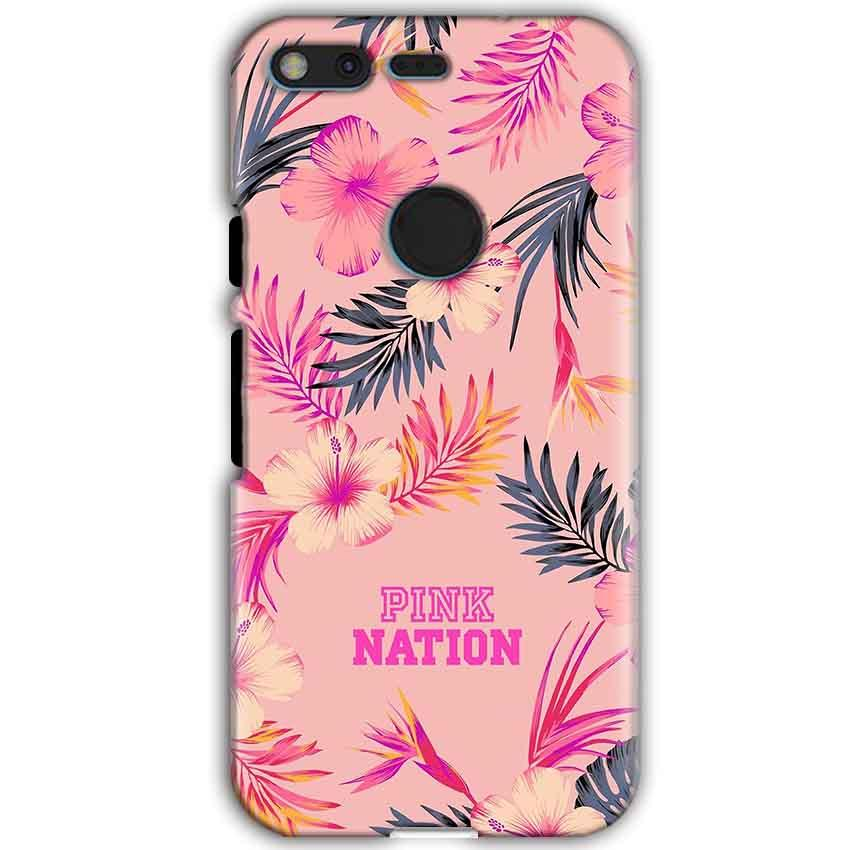 Google Pixel XL Mobile Covers Cases Pink nation - Lowest Price - Paybydaddy.com