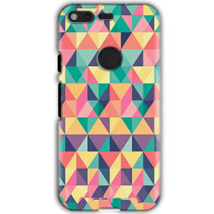 Google Pixel XL Mobile Covers Cases Prisma coloured design - Lowest Price - Paybydaddy.com