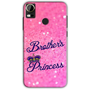 HTC Desire 10 Pro Mobile Covers Cases Brothers princess - Lowest Price - Paybydaddy.com