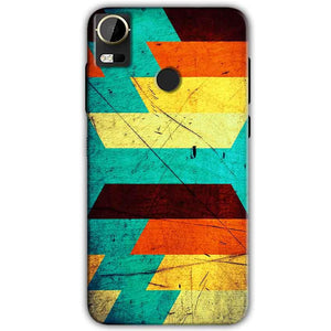 HTC Desire 10 Pro Mobile Covers Cases Colorful Patterns - Lowest Price - Paybydaddy.com