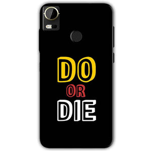 HTC Desire 10 Pro Mobile Covers Cases DO OR DIE - Lowest Price - Paybydaddy.com