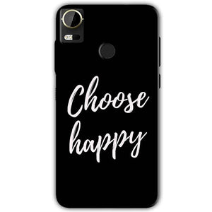 HTC Desire 10 Pro Mobile Covers Cases Choose happy - Lowest Price - Paybydaddy.com