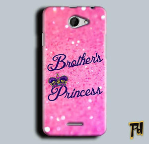 HTC Desire 516 Mobile Covers Cases Brothers princess - Lowest Price - Paybydaddy.com