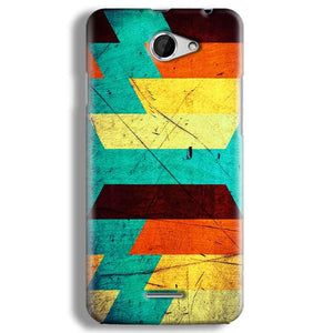 HTC Desire 516 Mobile Covers Cases Colorful Patterns - Lowest Price - Paybydaddy.com