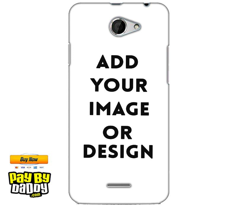 Customized HTC Desire 516 Mobile Phone Covers & Back Covers with your Text & Photo