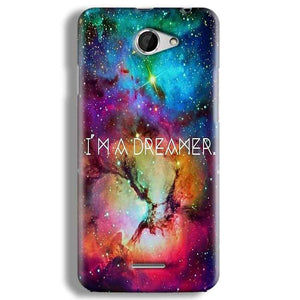 HTC Desire 516 Mobile Covers Cases I am Dreamer - Lowest Price - Paybydaddy.com