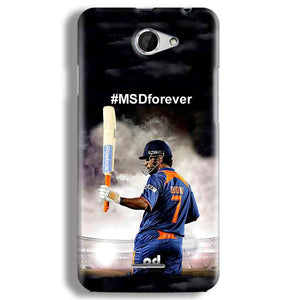HTC Desire 516 Mobile Covers Cases MS dhoni Forever - Lowest Price - Paybydaddy.com