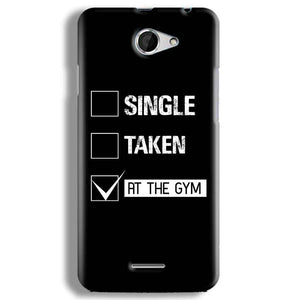 HTC Desire 516 Mobile Covers Cases Single Taken At The Gym - Lowest Price - Paybydaddy.com
