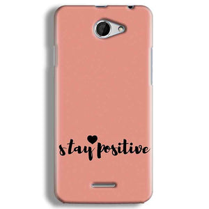 HTC Desire 516 Mobile Covers Cases Stay Positive - Lowest Price - Paybydaddy.com