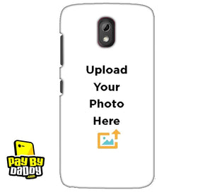 Customized HTC Desire 526 Mobile Phone Covers & Back Covers with your Photo & Text