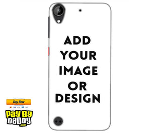Customized HTC Desire 530 Mobile Phone Covers & Back Covers with your Text & Photo
