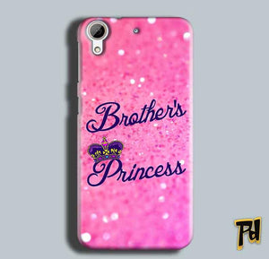 HTC Desire 626 Mobile Covers Cases Brothers princess - Lowest Price - Paybydaddy.com