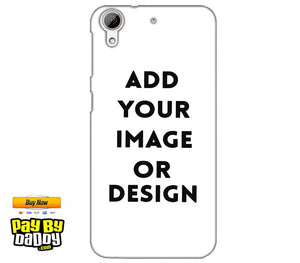 Customized HTC Desire 626 Mobile Phone Covers & Back Covers with your Text & Photo