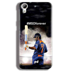 HTC Desire 626 Mobile Covers Cases MS dhoni Forever - Lowest Price - Paybydaddy.com