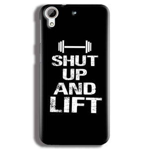 HTC Desire 626 Mobile Covers Cases Shut Up And Lift - Lowest Price - Paybydaddy.com