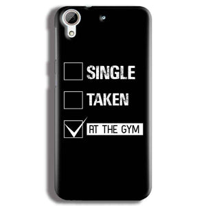 HTC Desire 626 Mobile Covers Cases Single Taken At The Gym - Lowest Price - Paybydaddy.com