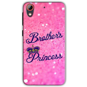 HTC Desire 628 Mobile Covers Cases Brothers princess - Lowest Price - Paybydaddy.com
