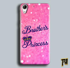 HTC Desire 728 Mobile Covers Cases Brothers princess - Lowest Price - Paybydaddy.com