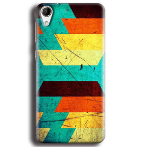 HTC Desire 728 Mobile Covers Cases Colorful Patterns - Lowest Price - Paybydaddy.com