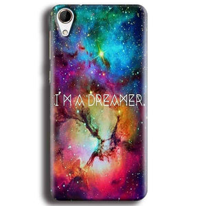 HTC Desire 728 Mobile Covers Cases I am Dreamer - Lowest Price - Paybydaddy.com