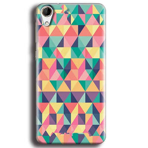 HTC Desire 728 Mobile Covers Cases Prisma coloured design - Lowest Price - Paybydaddy.com