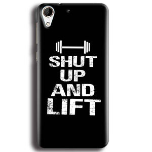 HTC Desire 728 Mobile Covers Cases Shut Up And Lift - Lowest Price - Paybydaddy.com
