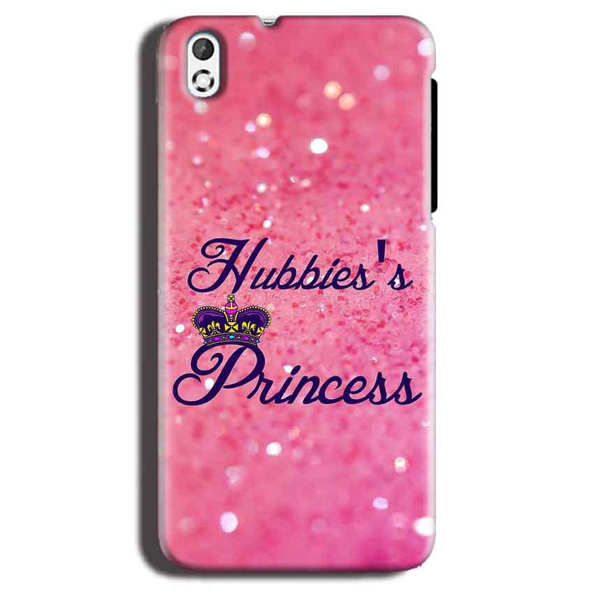 HTC Desire 816 Mobile Covers Cases Hubbies Princess - Lowest Price - Paybydaddy.com