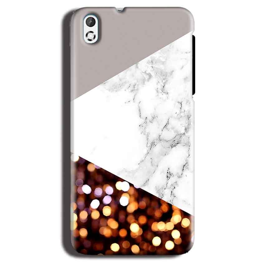 HTC Desire 816 Mobile Covers Cases MARBEL GLITTER - Lowest Price - Paybydaddy.com