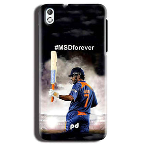 HTC Desire 816 Mobile Covers Cases MS dhoni Forever - Lowest Price - Paybydaddy.com