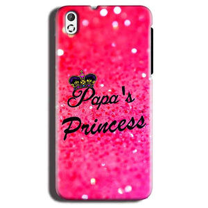HTC Desire 816 Mobile Covers Cases PAPA PRINCESS - Lowest Price - Paybydaddy.com