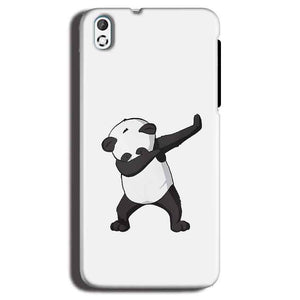 HTC Desire 816 Mobile Covers Cases Panda Dab - Lowest Price - Paybydaddy.com