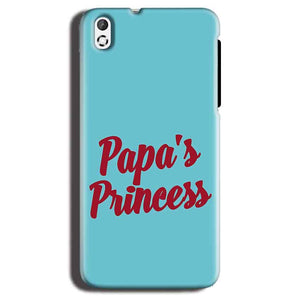 HTC Desire 816 Mobile Covers Cases Papas Princess - Lowest Price - Paybydaddy.com