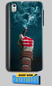 HTC Desire 816 Mobile Covers Cases Shiva Hand With Clilam - Lowest Price - Paybydaddy.com