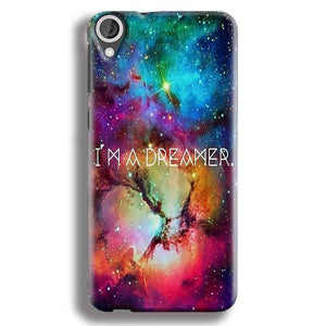HTC Desire 820 Mobile Covers Cases I am Dreamer - Lowest Price - Paybydaddy.com