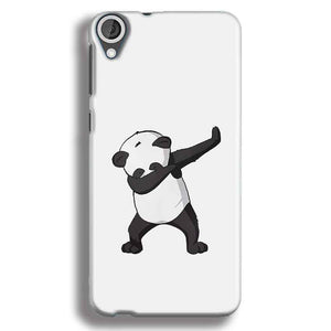 HTC Desire 820 Mobile Covers Cases Panda Dab - Lowest Price - Paybydaddy.com