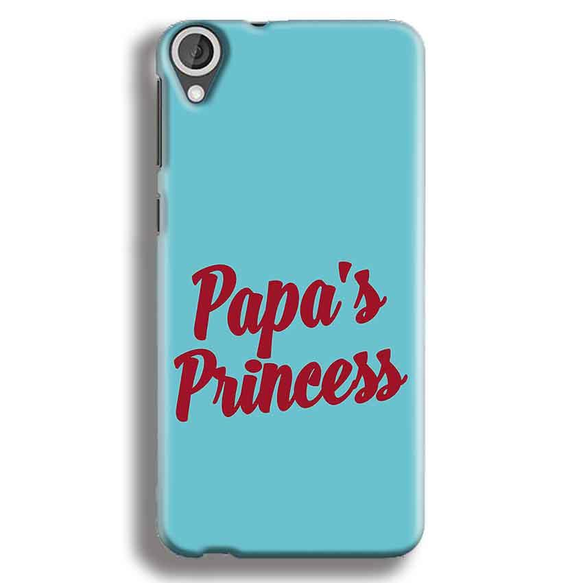 HTC Desire 820 Mobile Covers Cases Papas Princess - Lowest Price - Paybydaddy.com
