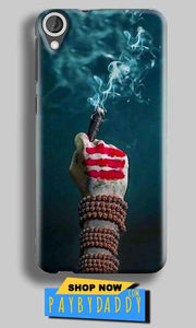 HTC Desire 820 Mobile Covers Cases Shiva Hand With Clilam - Lowest Price - Paybydaddy.com