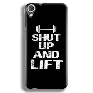 HTC Desire 820 Mobile Covers Cases Shut Up And Lift - Lowest Price - Paybydaddy.com
