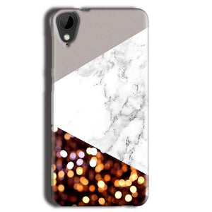 HTC Desire 825 Mobile Covers Cases MARBEL GLITTER - Lowest Price - Paybydaddy.com
