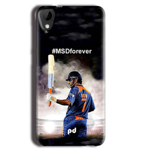 HTC Desire 825 Mobile Covers Cases MS dhoni Forever - Lowest Price - Paybydaddy.com