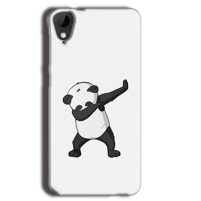 HTC Desire 825 Mobile Covers Cases Panda Dab - Lowest Price - Paybydaddy.com