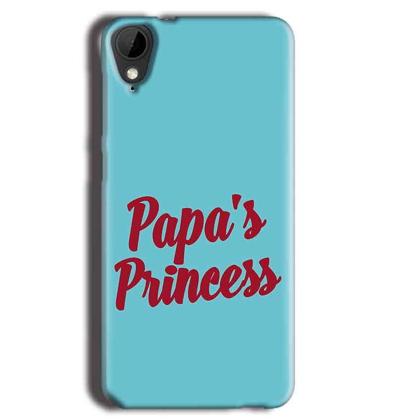 HTC Desire 825 Mobile Covers Cases Papas Princess - Lowest Price - Paybydaddy.com