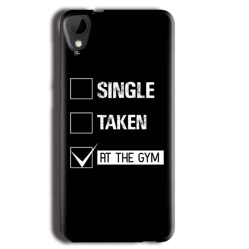 HTC Desire 825 Mobile Covers Cases Single Taken At The Gym - Lowest Price - Paybydaddy.com