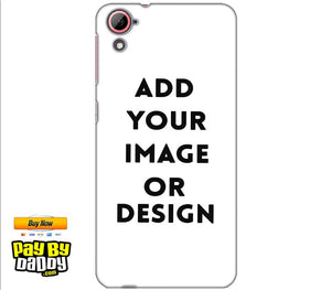 Customized HTC Desire 826 Mobile Phone Covers & Back Covers with your Text & Photo