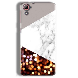 HTC Desire 826 Mobile Covers Cases MARBEL GLITTER - Lowest Price - Paybydaddy.com
