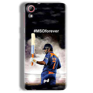 HTC Desire 826 Mobile Covers Cases MS dhoni Forever - Lowest Price - Paybydaddy.com